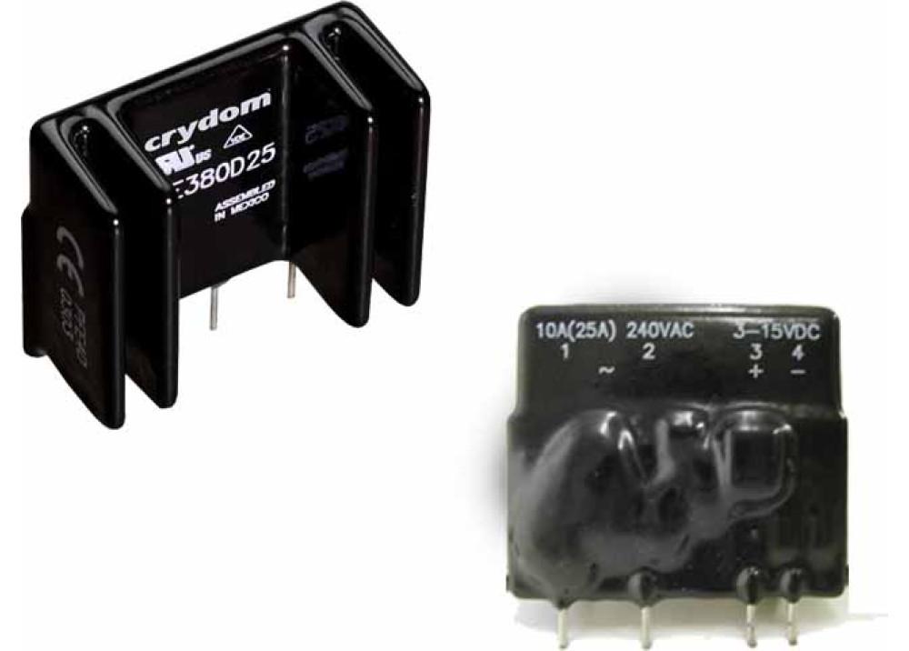 Crydom SSR PF240D25 25A 5VDC