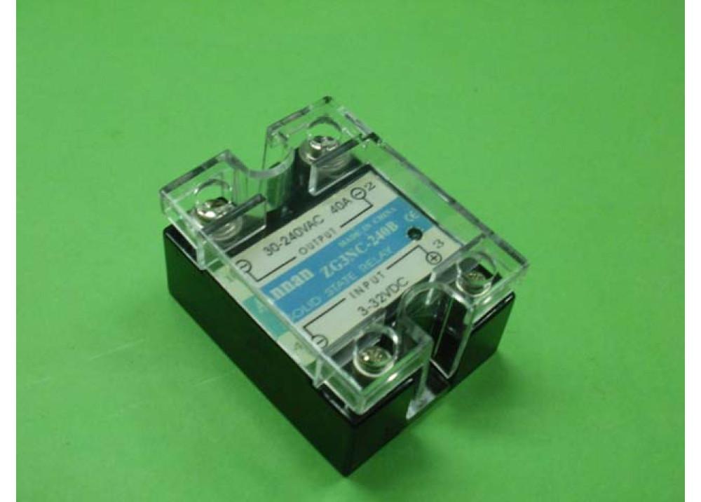 SSR ZG3NC-240B 3-32VDC 40A