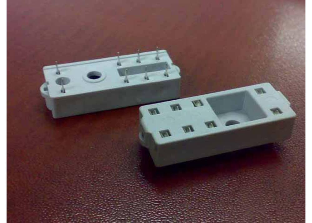 Relay base Socket Relpol PCB PW80