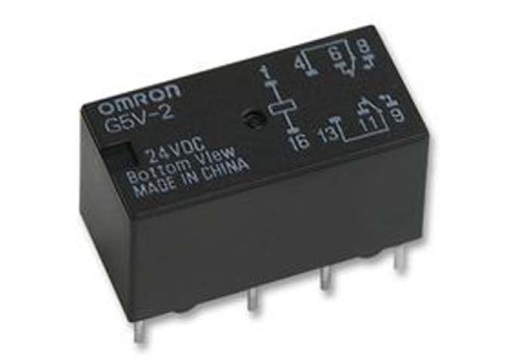 RELAY OMRON 24V 2A 8P