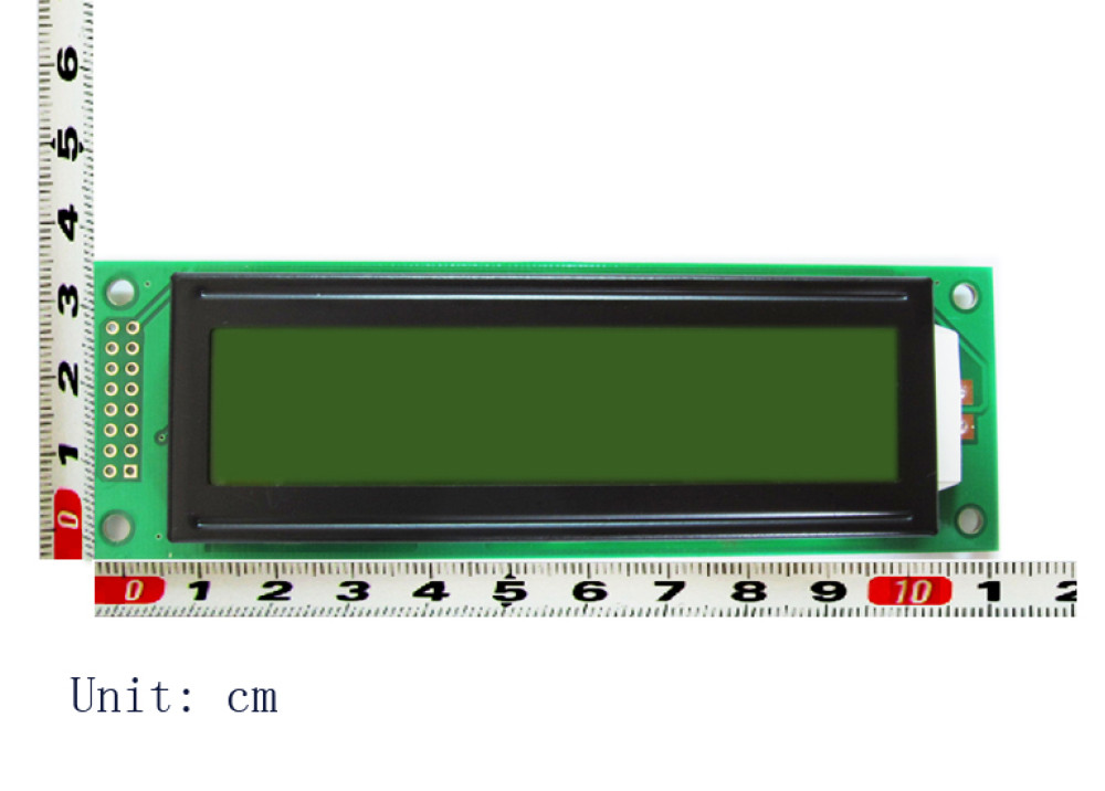 LCD CHRACTER 20X2 ITM-2002A-03