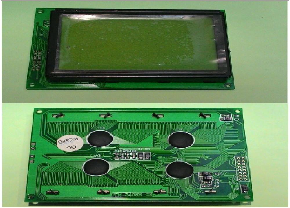 LCD CHRACTER 24X8 ITM-2408B-02
