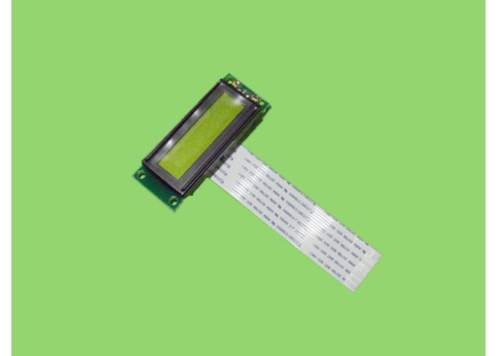 LCD 16x2 KL SN102 94V-0