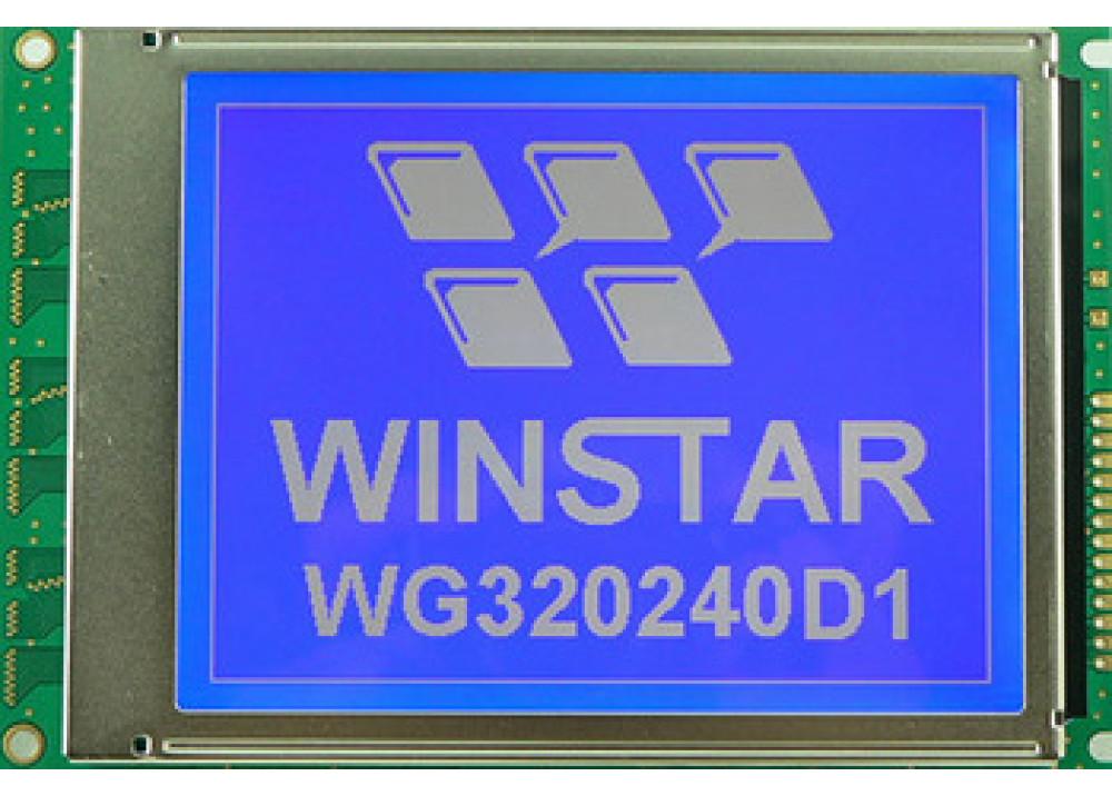 Graphic LCD Winstar WG320240D0 320X240