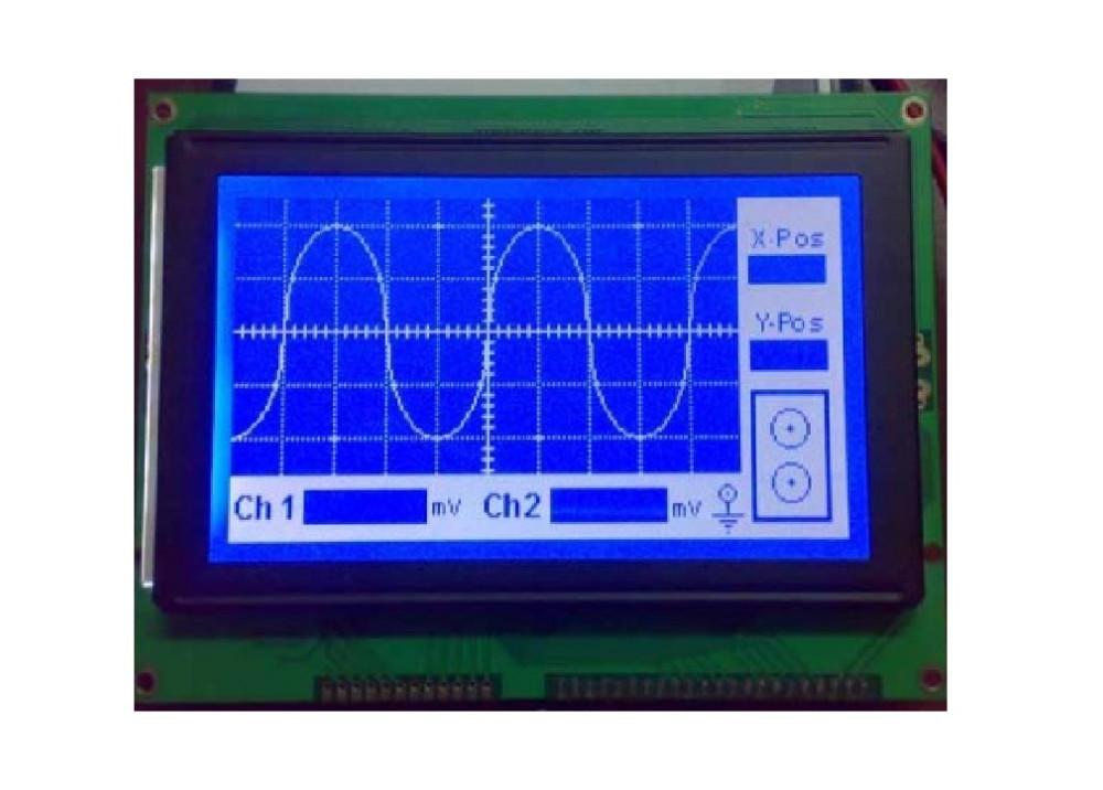LCD GRAPHIC 240X128 CM240128-6