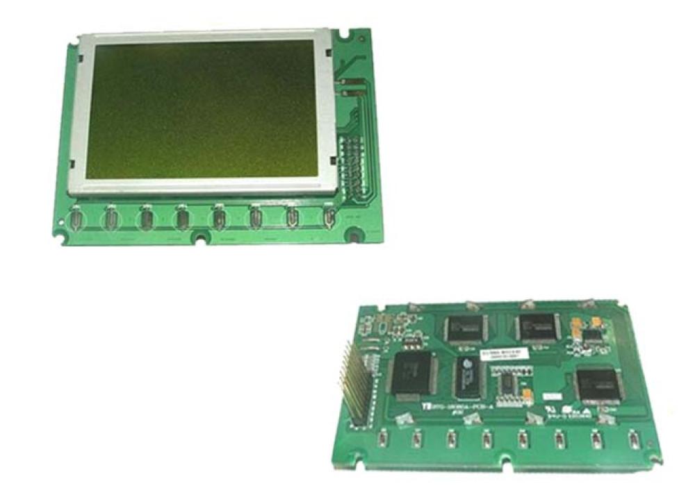 LCD GRAPHIC 160X80  BTG-16080A-SBYD-E-B-A02