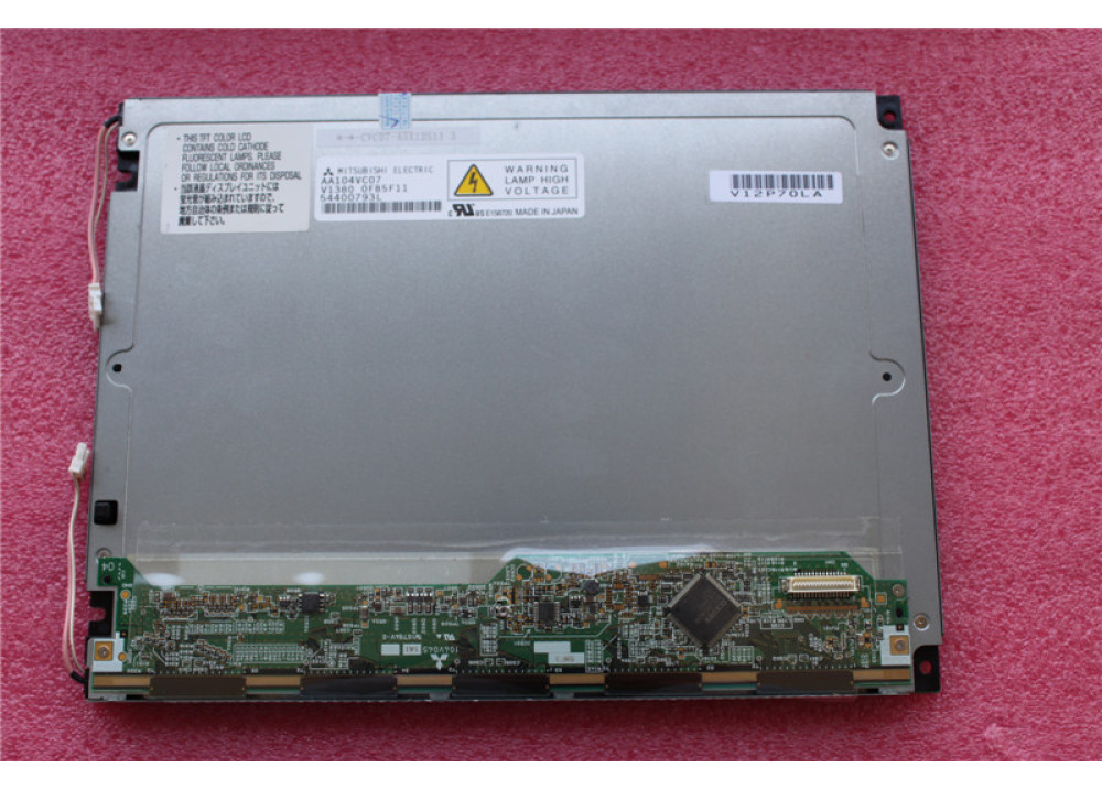 Color TFT-LCD Panel 10.4inch AA104VC07