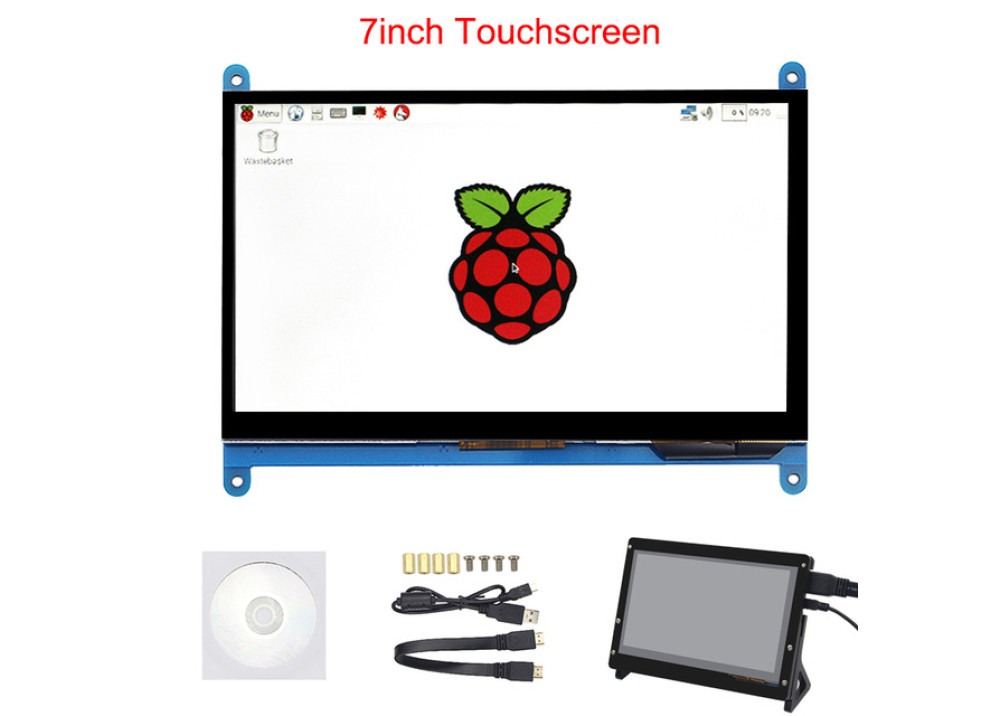 LCD Color Touch 7 Inch 800*480 FOR Raspberry PI