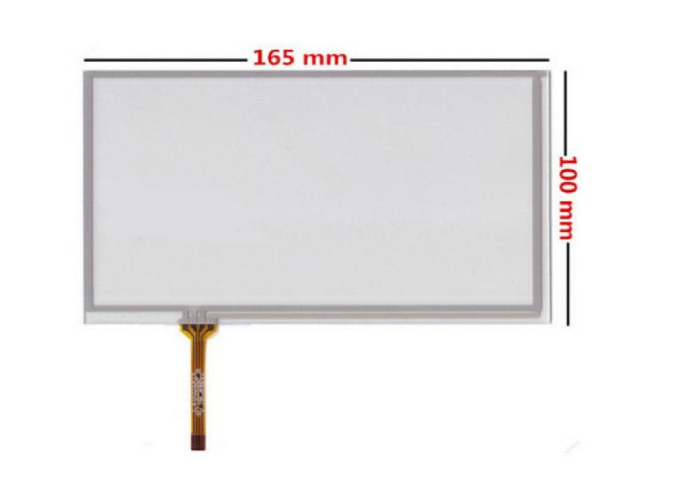 TOUCH PANEL RESISTIVE   TP-3872S2 7