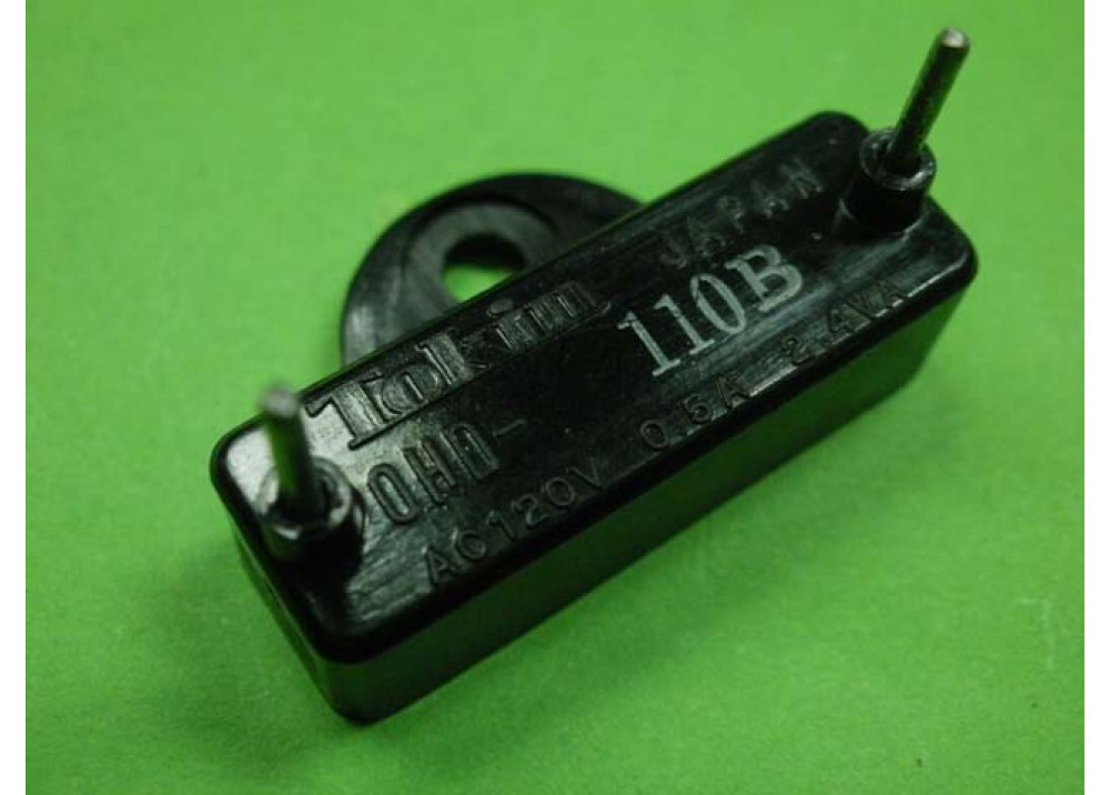 THRMOSTAT OHD 110B 110C 120V 0.5A