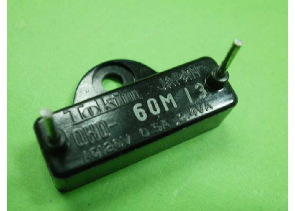 THRMOSTAT OHD 60M 13 60C 20V 0.5A
