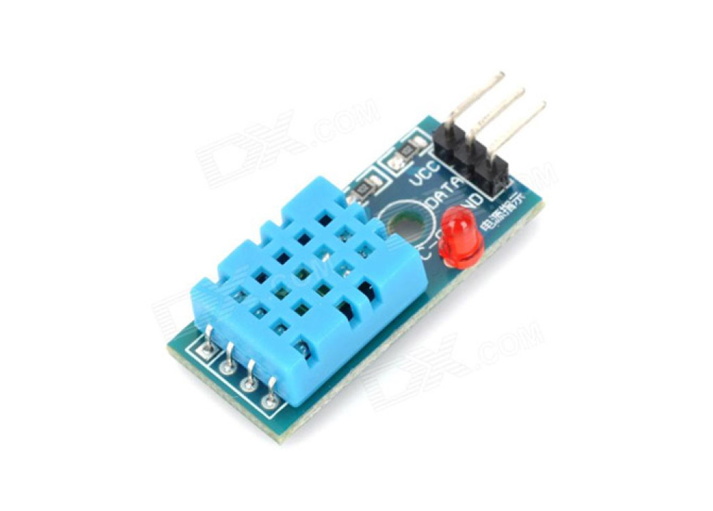 Temperature & Humidity Module DHT11 for Arduino