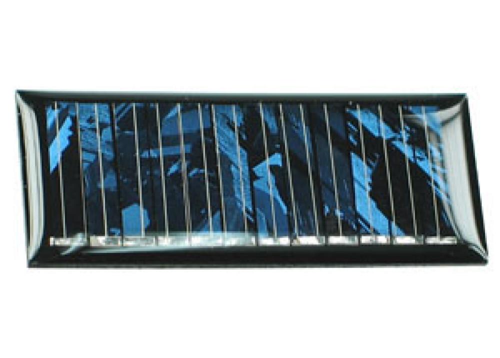 SOLAR CELL 6V 16mA 5X2CM