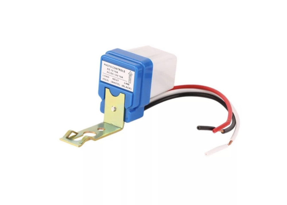 Photo Cell Light Control Switch AC 220V 6A LX-P01