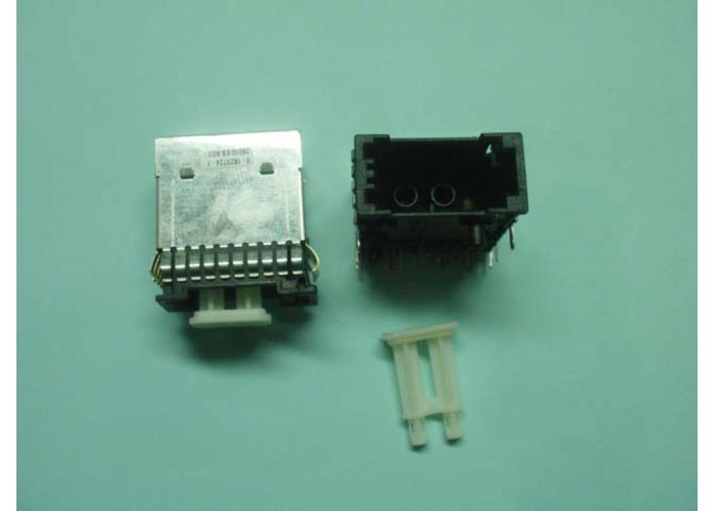 Transmitter Fiber Optic Connection