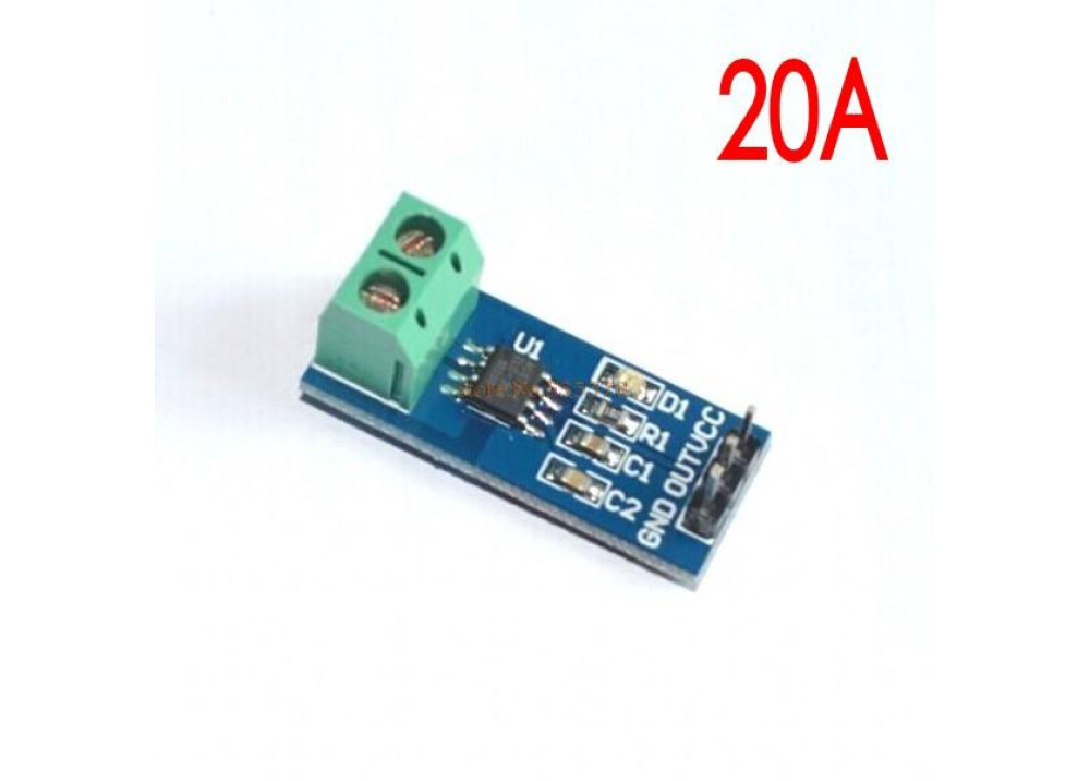 CURRENT SENSOR ACS712-20A Module for Arduino
