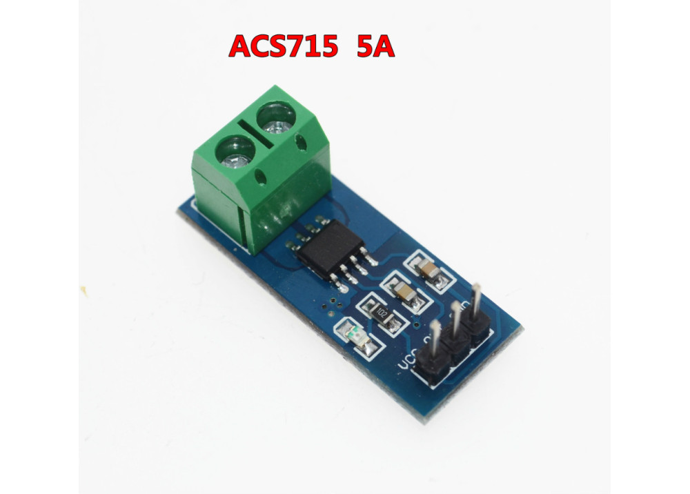 CURRENT SENSOR ACS712-5A Module for Arduino