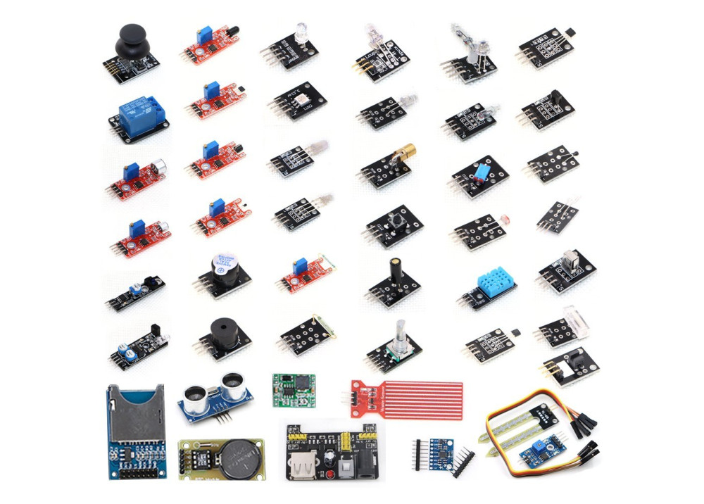 Arduino Sensor Kit  45 IN 1