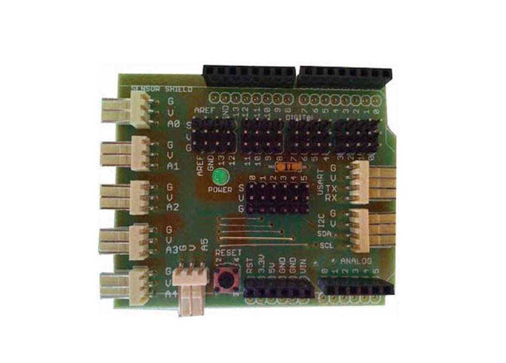 SYRDUINO Sensor shield for Arduino