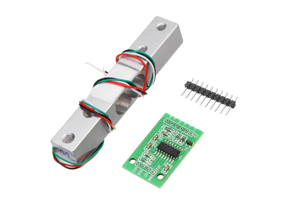 Arduino Load Cell Scale Sensor Modul HX-711 With 5KG