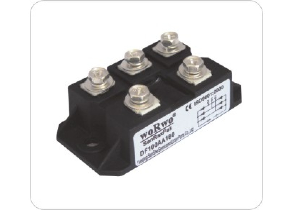 Rectifier Bridge 3PHASE DF100AA1 100A 1600V