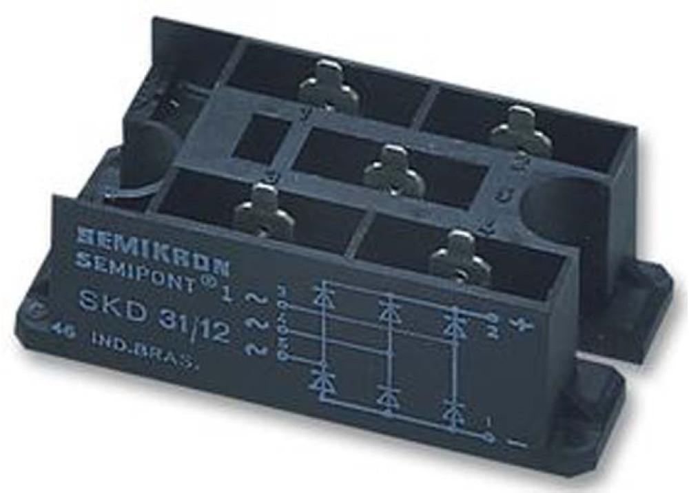 Rectifier Bridge SKD31/12 30A 1200V