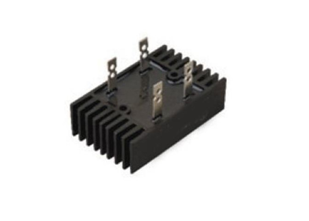 DIODE BRIDGE SINGLE PHASE QL1001000-H 100A 1000V  with heat sink