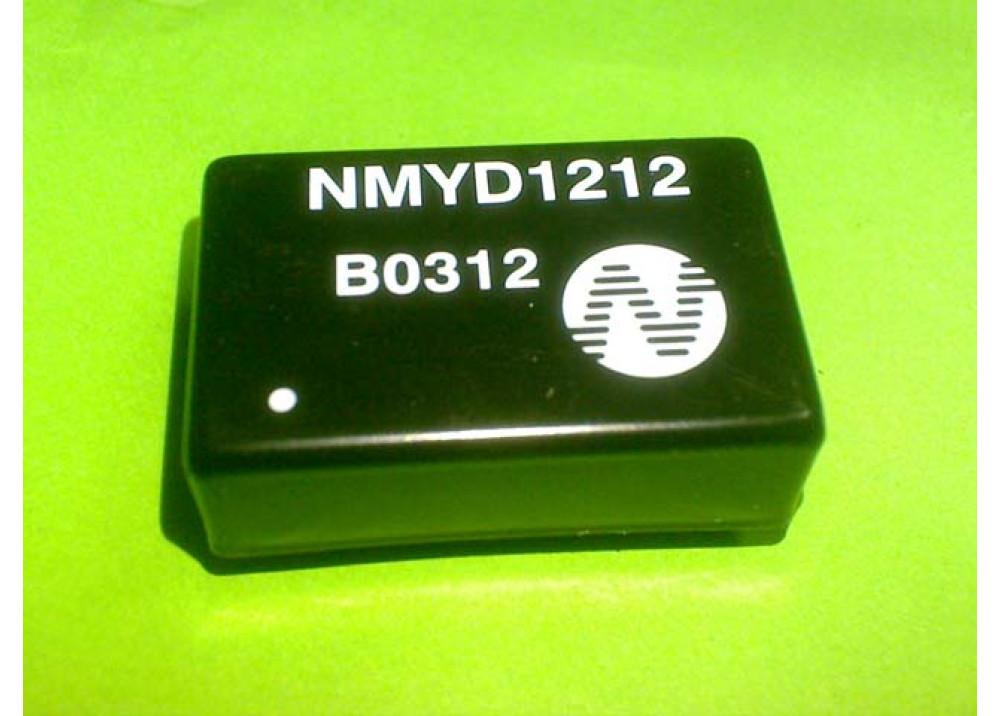DC/DC CONV NMYD1212 12V+/- 250mA 3W