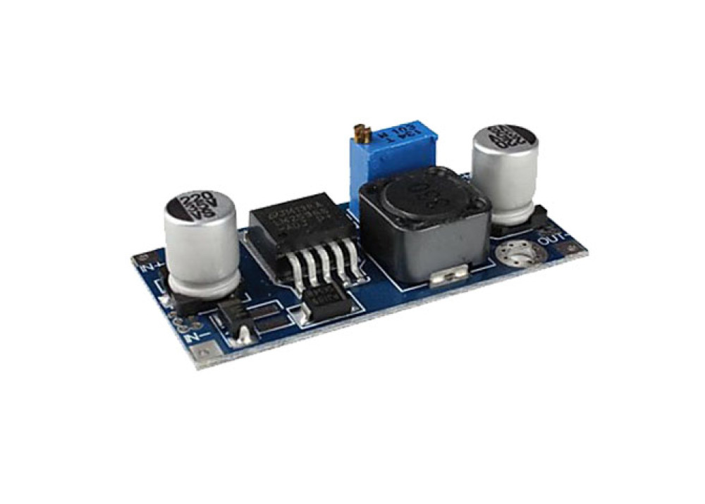 Step Down DC DC ADJ BUCK Converter  LM2596 POWER MODULE IN 3V~34V OUT 4~35V 3A