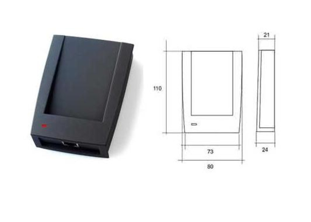 RFID READER USB LF-02