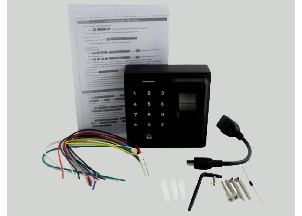 FR-D86 Fingerprint & ID