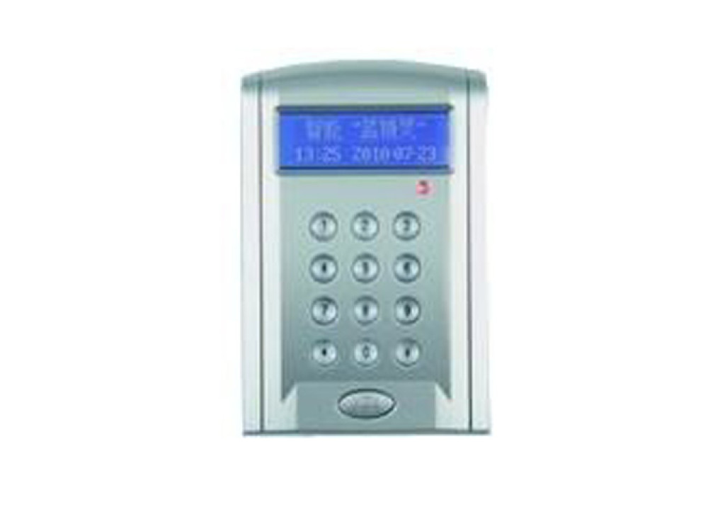 Network Two-Door Access Control Keypad&Time Attendance