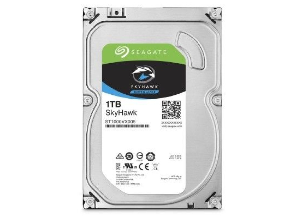 Hard disk 1000GB - Seagate Surveillance SKYHAWK ST1000VX