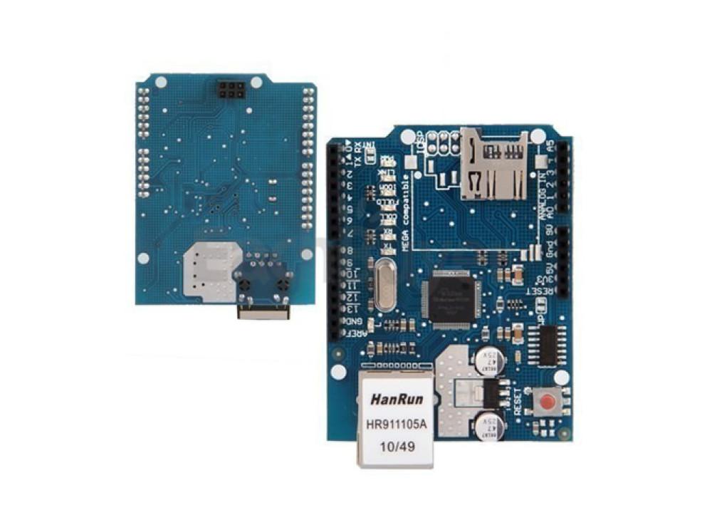 Ethernet Shield W5100 For Arduino UNO MEGA