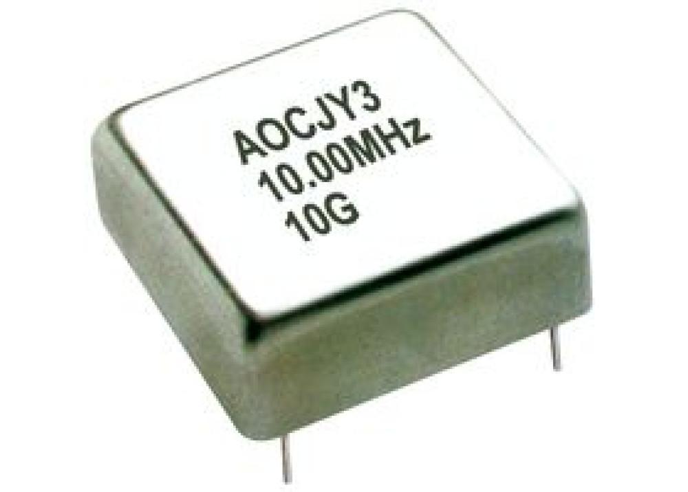 Crystal oscillator AOCJY3B-100.000MHz-E-SW DIP-5, CLIPPED SINE