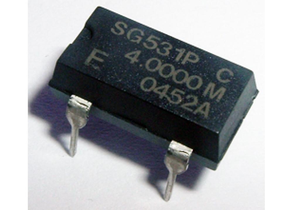Crystal oscillator 20.0000MHz  HALF SIZE SG-531P