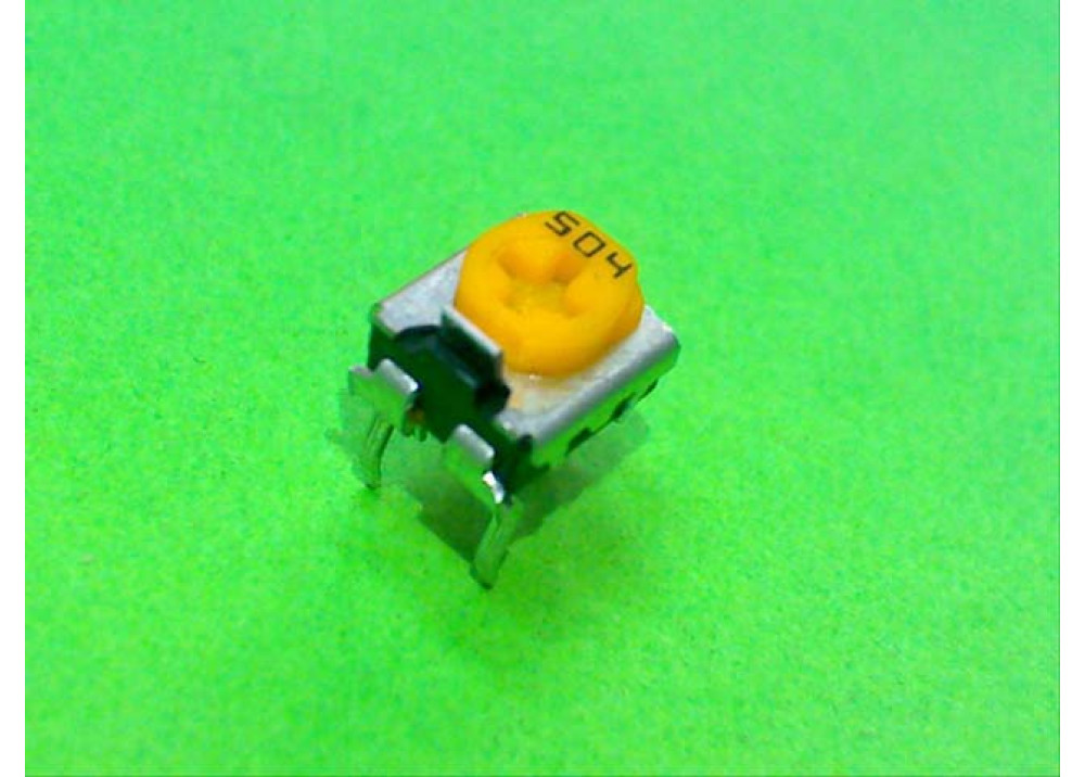 Phenolic Trimming Potentiometer 6mm 5K