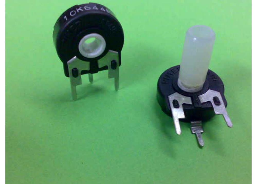 Carbon Potentiometer PT-15-N-H5-105 100K