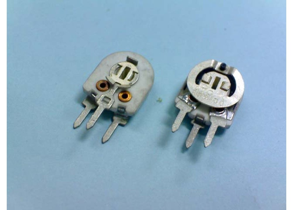 Cermet Trimming Potentiometer S 470K