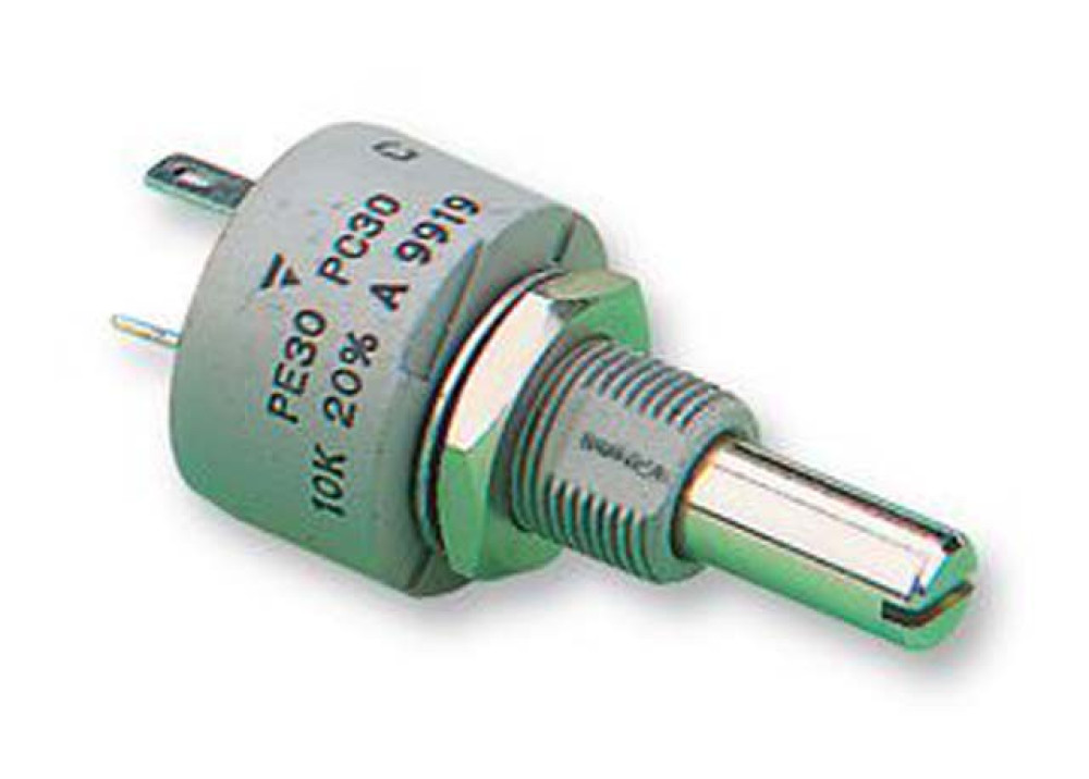 POTENTIOMETER Variable Rotar 470R 3W