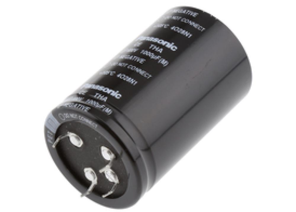 Electrolytic Capacitor 1000uF 400V