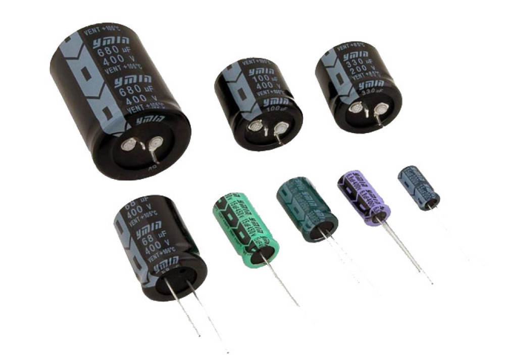 Electrolytic Capacitor 4.7uF 50V