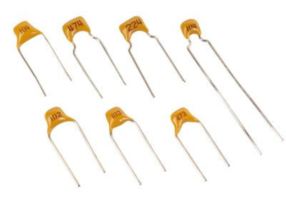 Multilayer Capacitor 3.3nF 50V