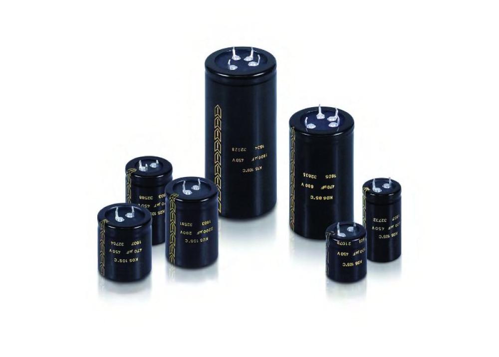Electrolytic Capacitor 820uF 450V 400V Snap In