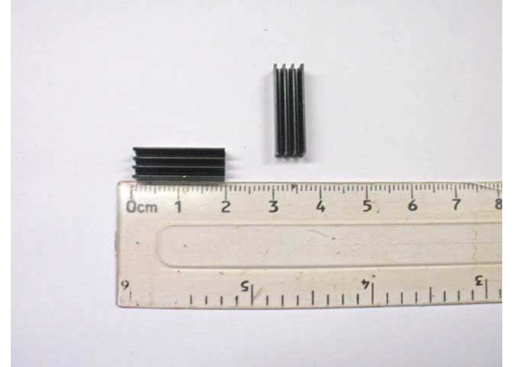 HEAT SINK 19x6x4mm