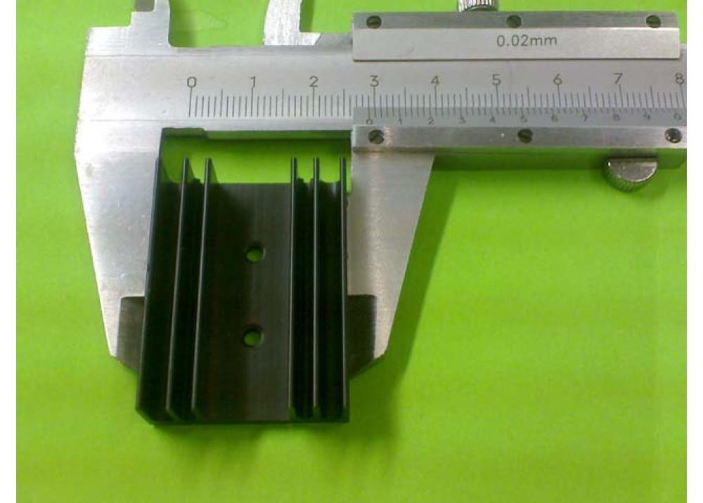 HEATSINK 38X26X11mm