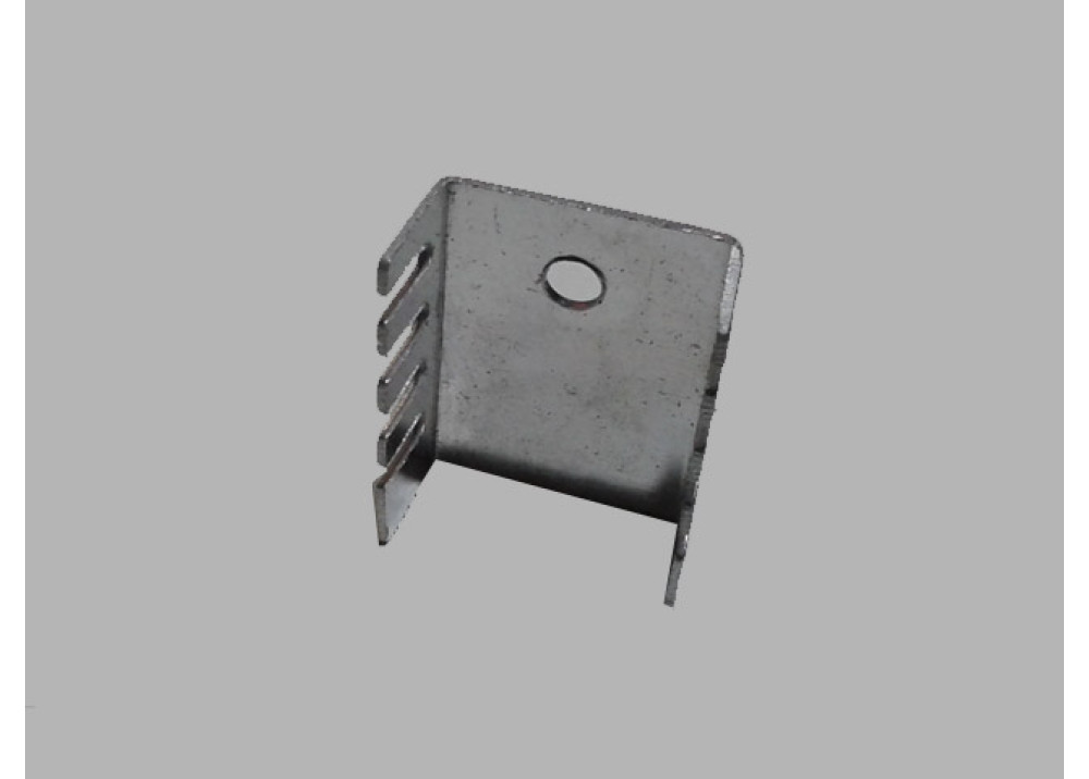HEATSINK  21x14x8mm TO220