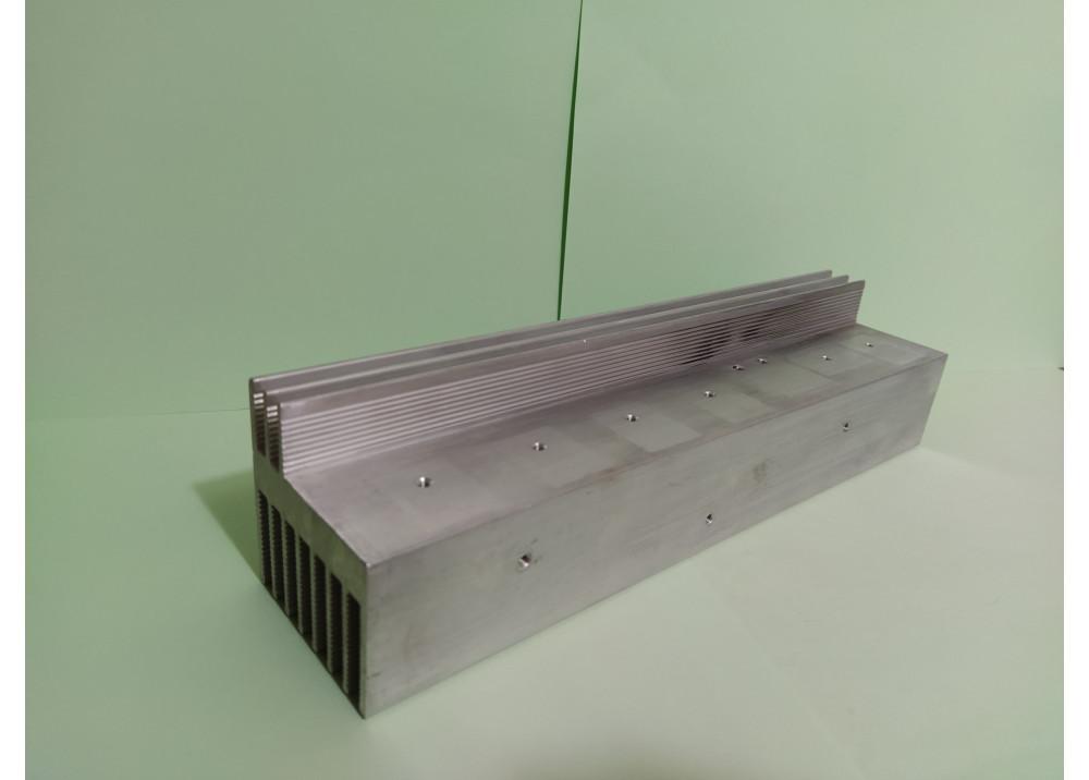HEATSINK 242x57x57mm