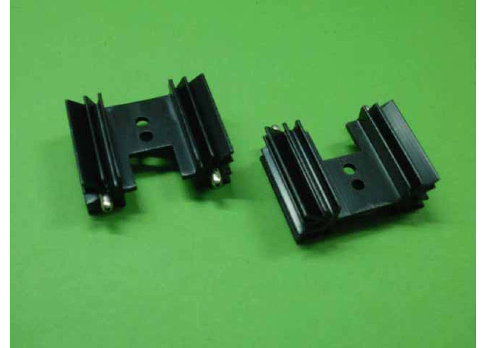 HEAT SINK 25x35x12mm TO-220