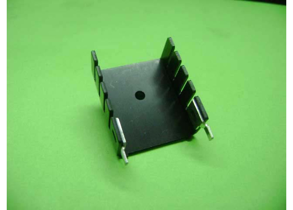 HEAT SINK  29x24x12mm TO247